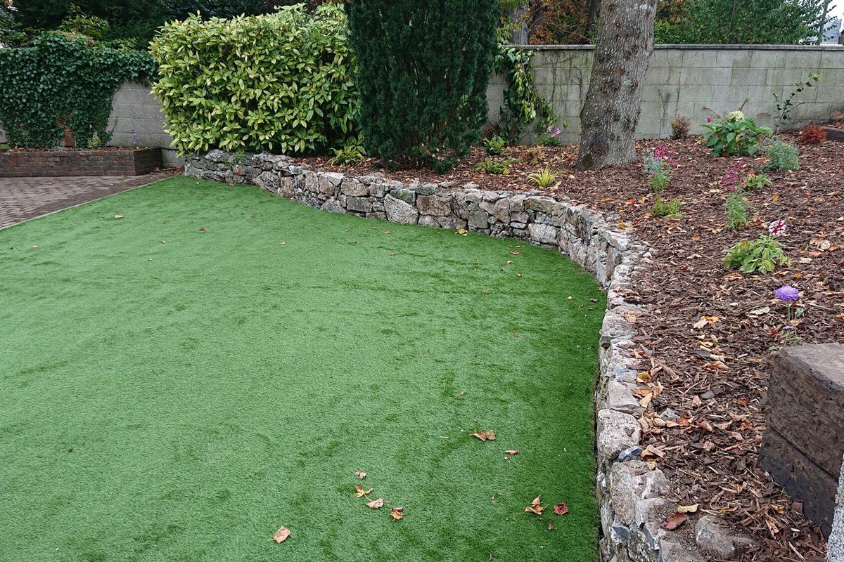 Front garden in Limerick City | Castlegrey Landscapes ...